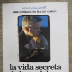 Cine: DVD - LA VIDA SECRETA DE LAS PALABRAS - 3 DVDS - PEDIDO MINIMO 4 PELICULAS O PEDIDO MINIMO DE 10€. Lote 176852923