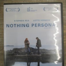 Cine: DVD - NOTHING PERSONAL - PEDIDO MINIMO 4 PELICULAS O PEDIDO MINIMO DE 10€. Lote 176853000
