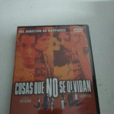 Cine: COSAS QUE NO SE OLVIDAN DVD NUEVO. Lote 176902598