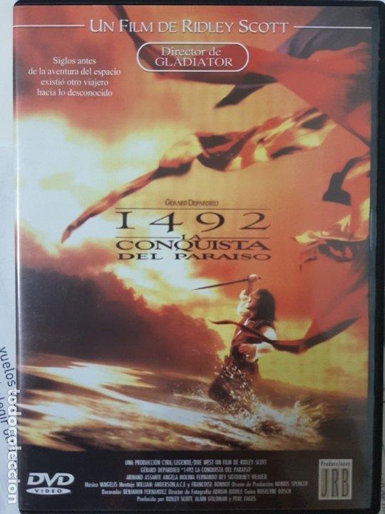 1492 LA CONQUISTA DEL PARAISO (DVD) (Cine - Películas - DVD)