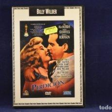 Cine: PERDICIÓN- BILLY WILDER - DVD. Lote 176960774