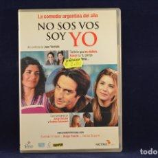 Cine: NO SOS VOS SOY YO - DVD. Lote 176968192