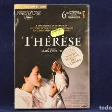 Cine: THÉRÈSE - EDICIÓN DE LUJO - DVD. Lote 176968845
