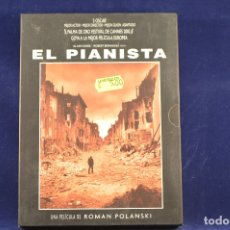 Cine: EL PIANISTA - 2 DVD + CD. Lote 176975624