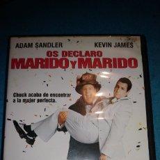 Cine: OS DECLARO MARIDO Y MARIDO DVD. Lote 176976227