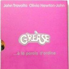 Cine: GREASE DIGIPACK DVD . Lote 176990590
