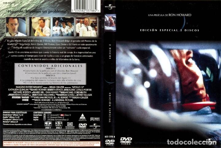 APOLO 13 2 DVD (Cine - Películas - DVD)