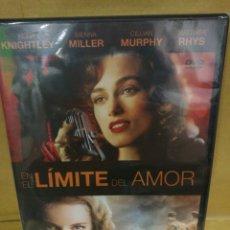 Cine: EN EL LÍMITE DEL AMOR-DVD-OFERTA!!!-PRECINTADA. Lote 177007449