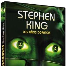 Cine: LOS AÑOS DORADOS DE STEPHEN KING MINISERIE NUEVA Y PRECINTADA DESCATALOGADA. Lote 177056458