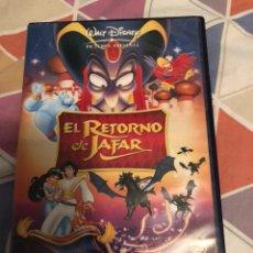 Cine: EL RETORNO DE JAFAR EDICCION ESPECIAL DVD DESCATALOGADO. Lote 177088058
