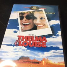 Cine: THELMA Y LOUISE - DVD. Lote 177187703