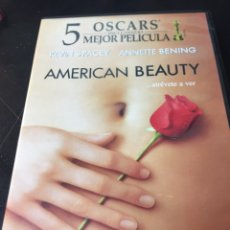 Cine: AMERICAN BEAUTY DVD. Lote 177248245