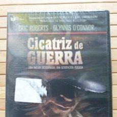 Cine: CICATRIZ DE GUERRA DVD -PRECINTADO-. Lote 177260839