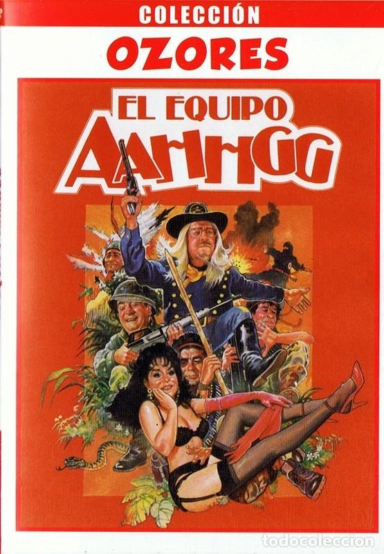 EL EQUIPO AAHHGG ANTONIO OZORES (Cine - Películas - DVD)