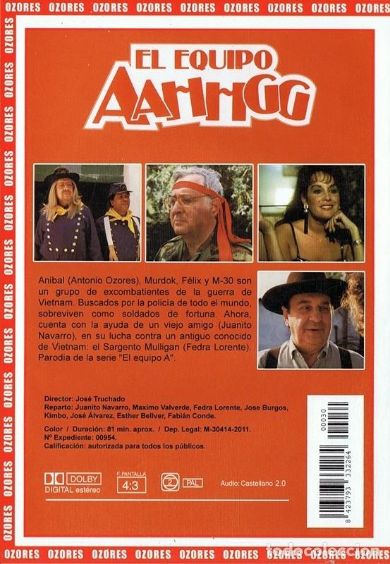 Cine: EL EQUIPO AAHHGG ANTONIO OZORES - Foto 2 - 177279915
