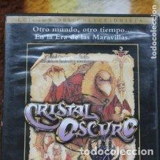 Cine: DVD CRISTAL OSCURO. Lote 177327925