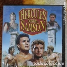Cine: DVD HERCULES CONTRA SAMSON. Lote 177328488