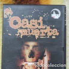 Cine: DVD CASI MUERTO. Lote 177328782