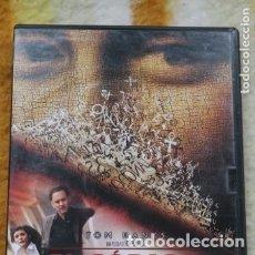 Cine: EL CODIGO DA VINCI CONTIENE 2 DISCOS Y LOS DOS FOLLETOS . Lote 177328823