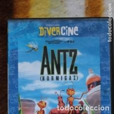 Cine: DVD ANTZ (HORMIGAZ). Lote 177328924