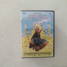 Cine: HIJOS DE LA MEDIANOCHE - DEEPA MEHTA - DEL BESTSELLER MUNDIAL DE SALMA RUSHDIE - DVD. Lote 177331140
