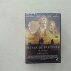 Cine: TIERRA DE PASIONES - CANCIÓN INTERPRETADA POR CELINE DION - DVD. Lote 177331158