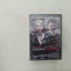 Cine: CAZA A LA ESPÍA - NAOMI WATTS - SEAN PENN - DVD. Lote 177331169