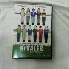 Cine: RIVALES - FERNANDO COLOMO - DVD. Lote 177331452