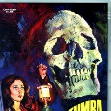 Cine: UN SILENCIO DE TUMBA (DVD PRECINTADO IMPORTACIÓN) TERROR DE CULTO DIRECTOR JESÚS FRANCO. Lote 194875688
