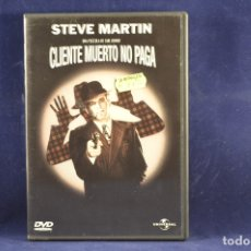 Cine: CLIENTE MUERTO NO PAGA - DVD. Lote 177373665