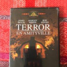 Cine: TERROR EN AMITYVILLE DVD PRECINTADO. Lote 222083572