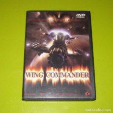 Cine: DVD.- WING COMMANDER - FREDDIE PRINCE JR - MATTHEW LILLARD - DESCATALOGADA. Lote 177431720
