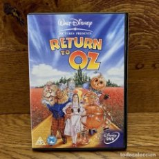 Cine: DISNEY OZ UN MUNDO DE FANTASIA (RETORNO A OZ) - DVD CON DOBLAJE EN CASTELLANO. Lote 289924398