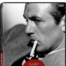Cine: PACK GARY COOPER - DOBLE SESION. Lote 177439478