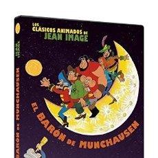 Cine: PACK EL BARON DE MUNCHAUSEN: LAS FABULOSAS AVENTURAS DEL BARON DE MUNCHAUSEN / EL BARON DE MUNCHAUSE. Lote 177441823
