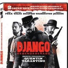Cine: DJANGO DESENCADENADO (DJANGO UNCHAINED). Lote 177442187