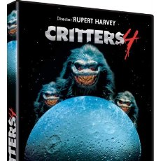 Cine: CRITTERS 4. Lote 177443679