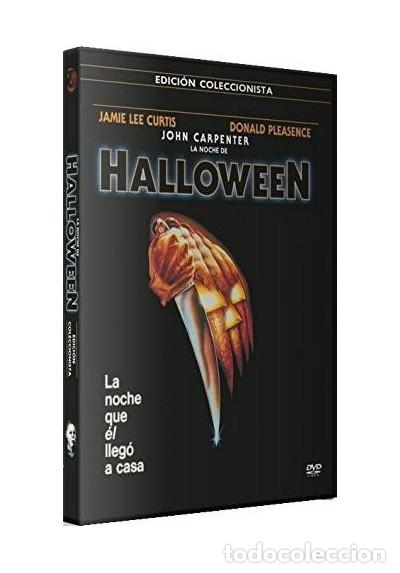 LA NOCHE DE HALLOWEEN (ED. ESPECIAL) (HALLOWEEN) (Cine - Películas - DVD)