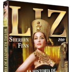 Cine: LA HISTORIA DE ELIZABETH TAYLOR (LIZ: THE ELIZABETH TAYLOR STORY). Lote 177445649