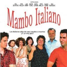Cine: MAMBO ITALIANO. Lote 177445714