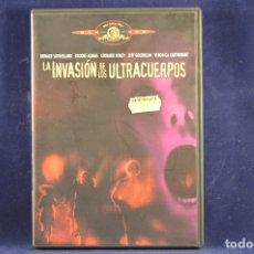 Cine: LA INVASIÓN DE LOS ULTRACUERPOS - DVD. Lote 177457644