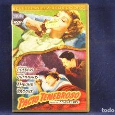 Cine: PACTO TENEBROSO - DVD. Lote 177457683