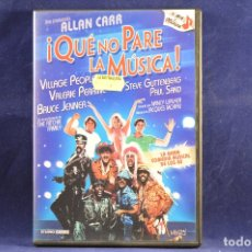 Cine: !QUÉ NO PARE LA MÚSICA¡ - DVD. Lote 177470238