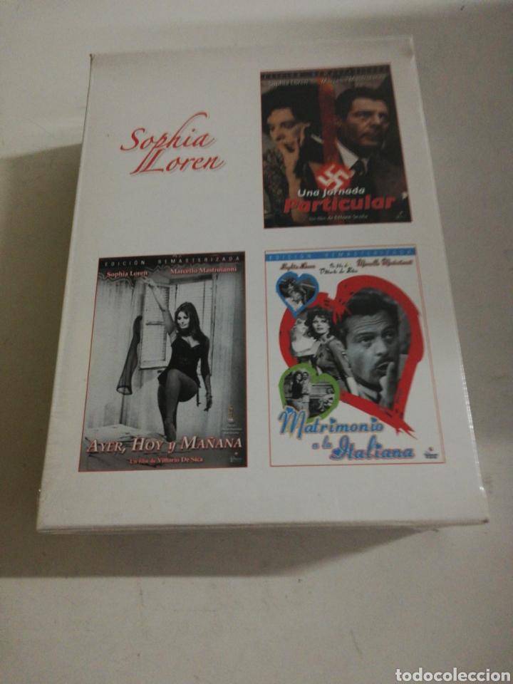 Cine: Sophia Loren dvd Nuevo - Foto 3 - 177496989
