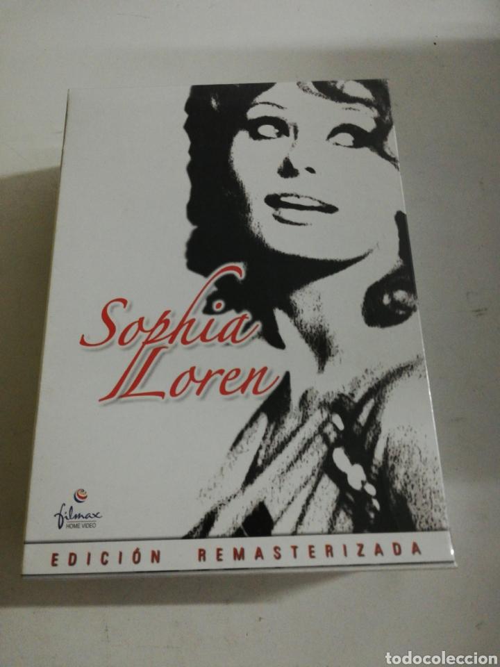 SOPHIA LOREN DVD NUEVO (Cine - Películas - DVD)