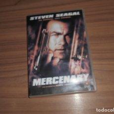 Cine: MERCENARY DVD STEVEN SEAGAL. Lote 177503885