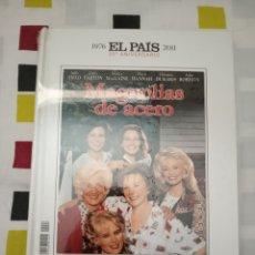Cine: DVD. MAGNOLIAS DE ACERO. PRECINTADO. DVD+LIBRO CON LA HISTORIA GRÁFICA DE 1989.. Lote 177508494