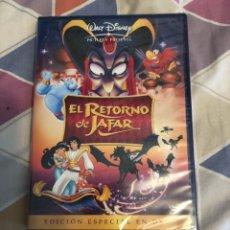 Cine: EL RETORNO DE JAFAR EDICCION ESPECIAL DVD DESCATALOGADO Y PRECINTADO. Lote 177512595