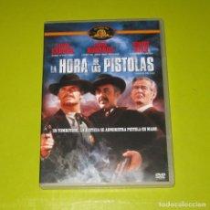 Cine: DVD.- LA HORA DE LAS PISTOLAS - JAMES GARNER - JOHN STURGES. Lote 177526312