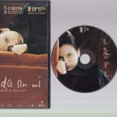 Cine: MI VIDA SIN MI - DVD - DIR. ISABEL COIXET - EXP.B-3741/04 - 108 MINUTOS. Lote 177635830